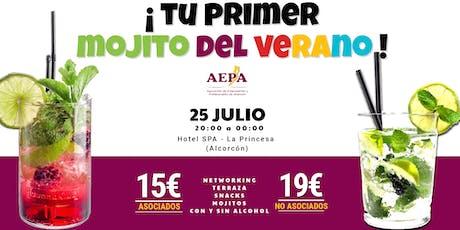 AEPA & MOJITO DEL VERANO - Networking entradas
