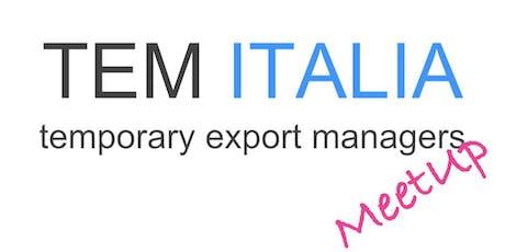 TEM Meetup Bologna   5 settembre 2019 biglietti