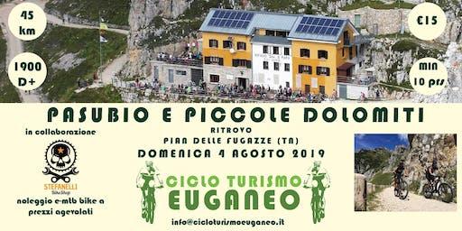 Pasubio e Piccole Dolomiti in Mountain bike