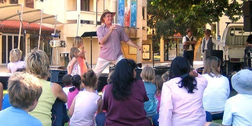 Tales of History and Mystery with Glenn Swift - Book Week Launch