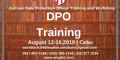 Data Protection Officer (DPO) Training & Workshop tickets