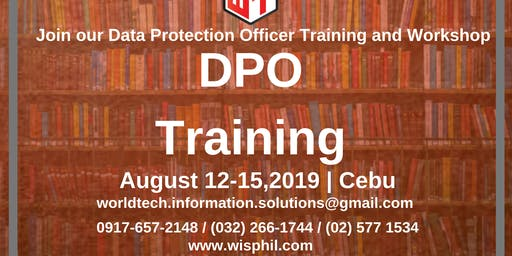 Data Protection Officer (DPO) Training & Workshop