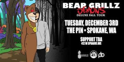 Bear Grillz at The Pin