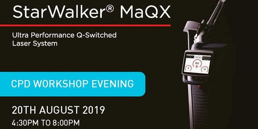 Perth Q-Switched Laser System CPD Workshop Evening Aug 2019