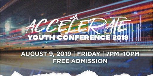 Accelerate Youth Conference 2019