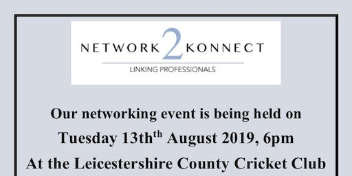 Network 2 Konnect 13 August 2019