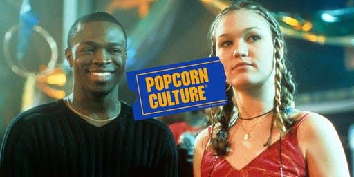 "POPCORN CULTURE PRESENTS: ""SAVE THE LAST DANCE (2001)"""