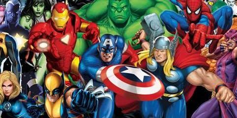 Super hero film club, Bierley pop up cinema