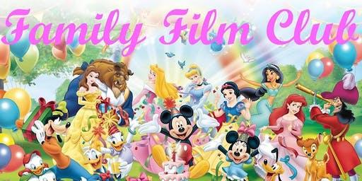 Family Film club, Bierley pop up cinema