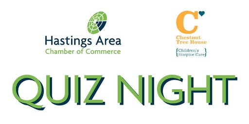 Hastings Chamber - Charity Quiz Night for Chestnut Tree House