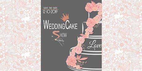 WEDDING CAKE in Show biglietti
