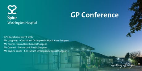 Carlisle GP Conference tickets