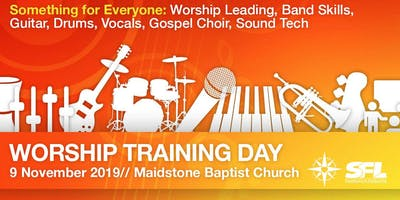 Worship & PA Training Day with Musicademy, SFL & Psam Drummers: Maidstone, Kent
