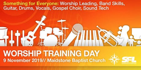 Worship & PA Training Day with Musicademy, SFL & Psam Drummers: Maidstone, Kent tickets