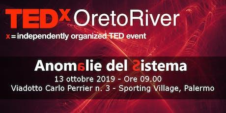TEDxOretoRiver biglietti