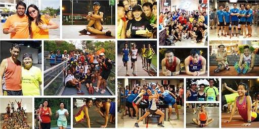 New Balance Run Club: Thursdays @ Kallang Wave Mall (September 2019)
