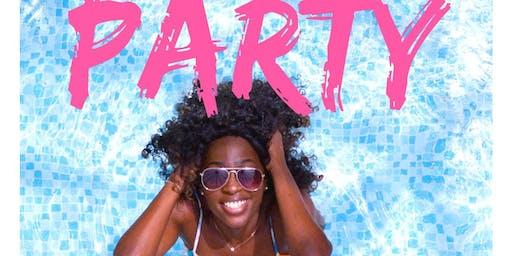 Pool Party Chez Flo