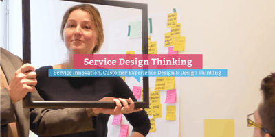 Certified Service Design Thinker (engl.), München