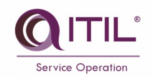 ITIL® – Service Operation (SO) 2 Days Training in San Antonio, TX