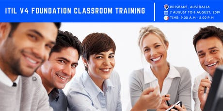 ITIL Foundation Training | Course | Brisbane | August | 2019 tickets