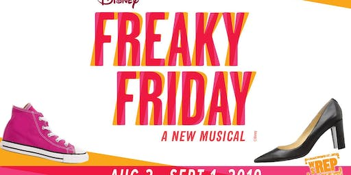 "Disney's ""Freaky Friday"""