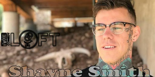 Comedian Shayne Smith