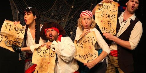 """""""Rum and Pirates"""""""