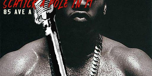 """""""Schtick A Pole In It: a comedy & pole dancing show (LL Cool J Edition)"""""""