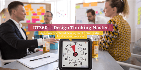 DT360° - Certified Design Thinking Master (engl.), Berlin tickets