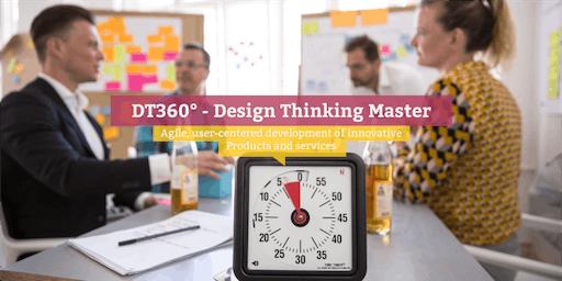 DT360° - Certified Design Thinking Master (engl.), Hamburg