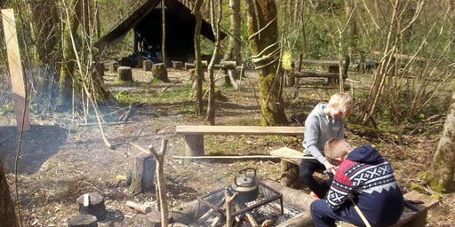 Bushcraft and knife skills