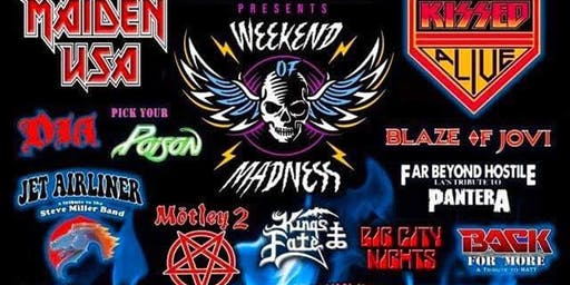 "Monsters of Metal Fest 3 ""Weekend of Madness"""