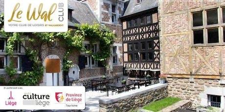 De la vigne à la bière au pays de Liège - Préinscription billets