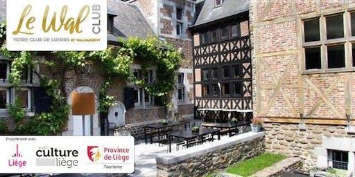 De la vigne à la bière au pays de Liège - Préinscription
