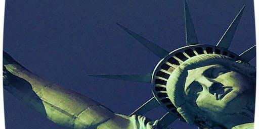 Statue Of Liberty Pedestal Tour with Ellis Island Ticket