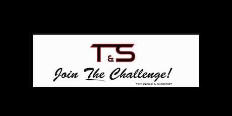 T&S CHALLENGE OUDSBERGEN august special tickets