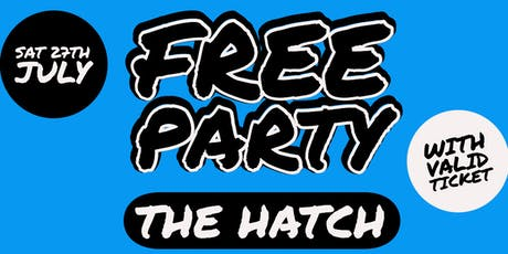 FREE PARTY tickets