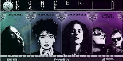 Concert To Rave w/ Rasha Nahas, Aya Metwalli, Arch