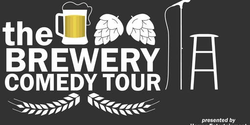 """The Brewery Comedy Tour"""