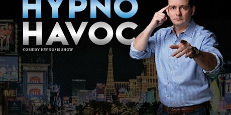 """""""Hypno Havoc"""" With William Parker tickets"""