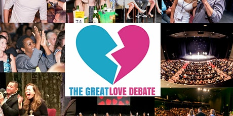 """""""The Great Love Debate"""" With Brian Howie tickets"""