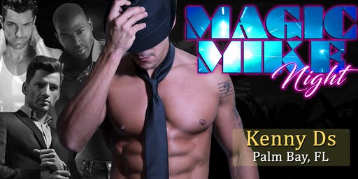 """Ladies Night Out LIVE"": Men in Motion Revue Palm Bay"