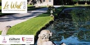 Visite des jardins d'Annevoie & de l'Abbaye de...