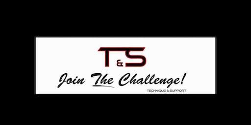 T&S CHALLENGE GENK august special
