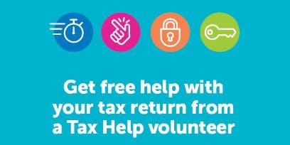 Tax Help Program - HJ Daley Library