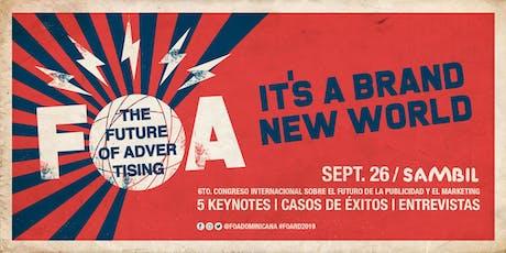 The Future Of Advertising 2019 - República Dominicana entradas