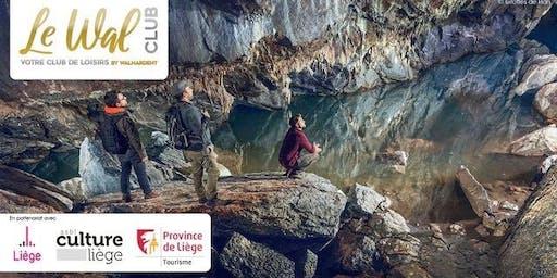 Les grottes de Han - Préinscription