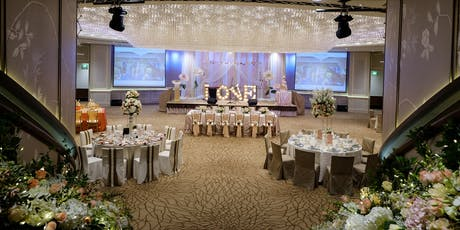 Wedding Show At The Fullerton Hotel Singapore tickets