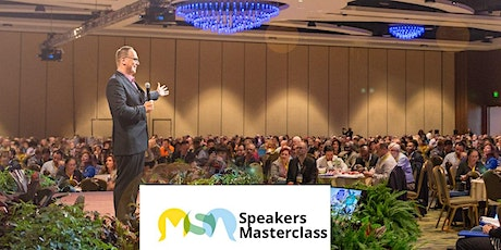 Speakers Master Class - 3 Day event - Malmesbury tickets