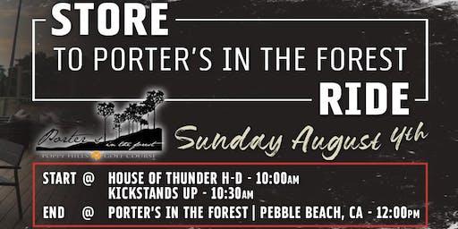 House of Thunder Harley-Davidson July Ride